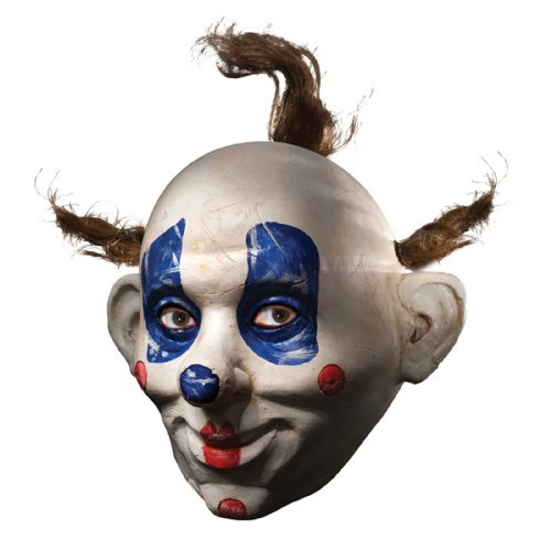 Joker Henchman Costume (Rubie's Costume Co Men's Batman The Dark Knight The Joker Henchman Spare Adult Mask, Multi, One Size)