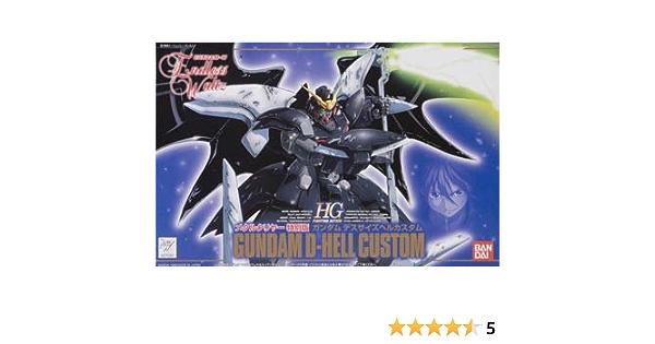 Deathscythe D-Hell Custom Metalic /& Clear/<Japan import/> Gundam W Endless Waltz