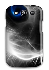 Hard Plastic Galaxy S3 Case Back Cover,hot Animal Cat Case At Perfect Diy
