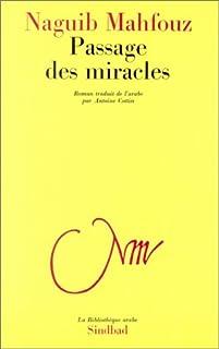 Passage des miracles : roman