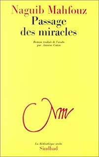 Passage des miracles : roman, Mahfouz, Naguib