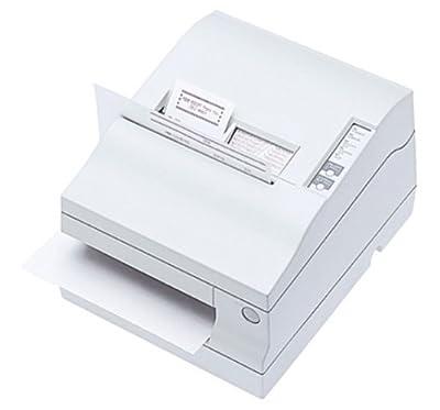 Epson C31C151283 Dot Matrix Receipt, Journal and Slip Printer, Serial, No Micr, Epson Cool White
