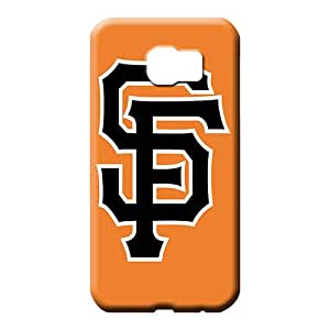 samsung galaxy s6 Abstact Style Back Covers Snap On Cases For phone cell phone skins san francisco giants mlb baseball
