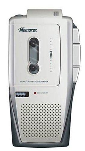 Memorex MB2190 Micro Cassette Recorder by Memorex
