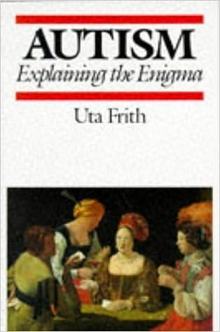 Book Autism: Explaining the Enigma