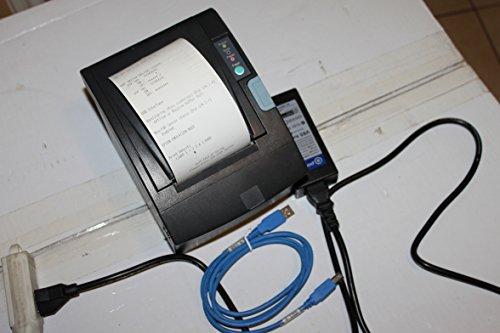 Bixolon Srp-350 350ug/usa Receipt Printer with Ac Plug and Usb Cable Only