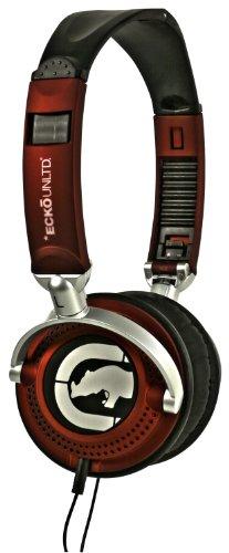 UPC 758302638413, Marc Ecko Unltd EKU-MTN-RD Motion Over-the-Ear Headphones (Red)