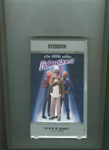 Galaxy Quest HD VHS (Real D-Theater)