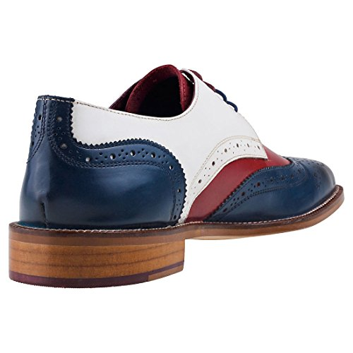 Londra Brogues Curtis Derby Mens Brogues