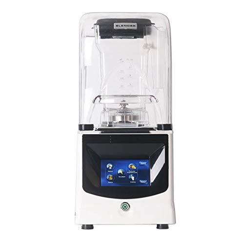 Mixer Intelligent Power Blender Juicer - White, EU Plug
