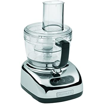 Amazon Com Kitchenaid Kfp740cr 9 Cup Food Processor With