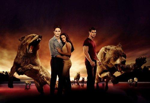 Twilight Breaking Dawn Movie 13x19 POSTER 001