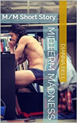 Midterm Madness (Friends and Lovers Book 1)