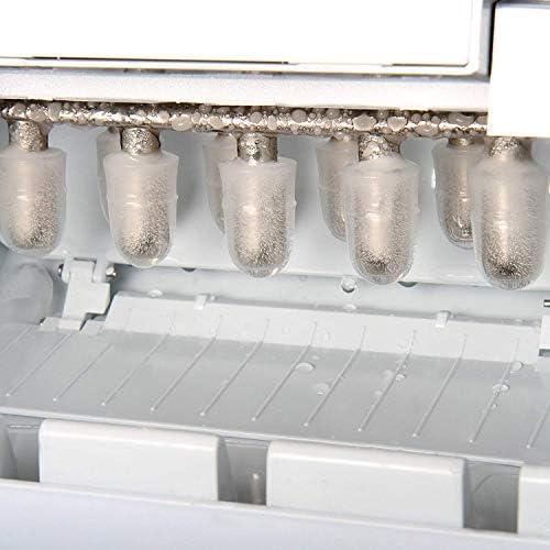 Think Gizmos Maquina de hielo casera - La mejor fabricadora de ...
