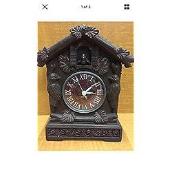linden cuckoo clock case