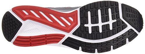 Nike Dart 12, Zapatillas de Running para Hombre Gris (Cl Gry / Blk Unvrsty Rd Ttl Crms)