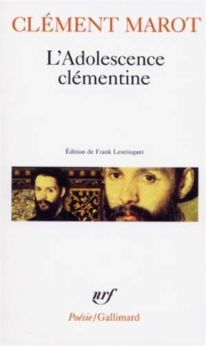 L'adolescence Clementine (P)