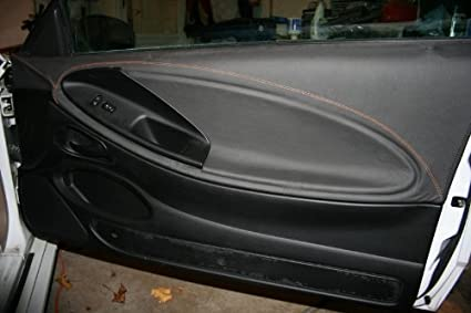 RedlineGoods Ford Mustang 1999-04 cubierta de puertas de