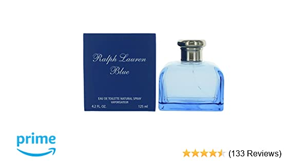 b88aa55a0 Ralph Lauren Blue Perfume by Ralph Lauren for Women. Eau De Toilette Spray  4.2 oz / 125 Ml