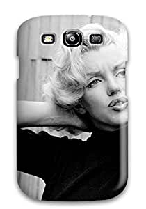 Snap-on Marily In A Turtle Neck Case Cover Skin Compatible With Galaxy S3