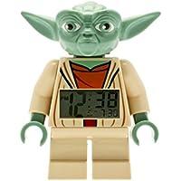 Lego Star Wars Yoda Digital Alarm Clock
