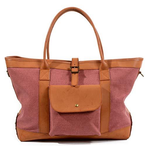 Gran Mano Totes Viaje Para Casual Lona Hobo Yangyanjing Gimnasio De Bolsas Bolso Viajar Capacidad Bolsos Mujer Rosa Bandolera Shopper pIxzAdq1