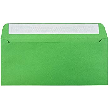 amazon com green 10 envelopes 100 envelopes office products