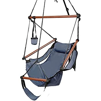 Amazon Com Best Choice Products Hammock Hanging Chair Air