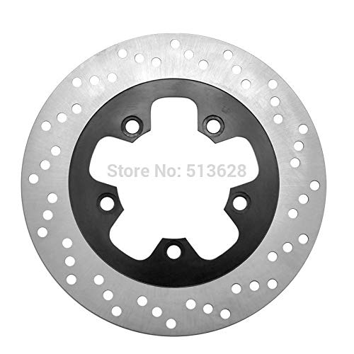 Star-Trade-Inc - Rear Brake Disc Rotor for Suzuki SV650 SV650S 1999 2000 2001 2002 RF600R 1993-1998 GS1200 ()