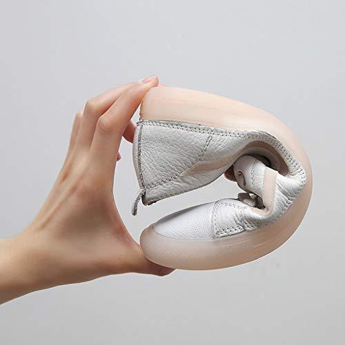 Plano Pink con Top Low Zapatillas Zapatos Deporte de Shoes Casual de Fondo Lazy Transpirables q6xIfAwRW