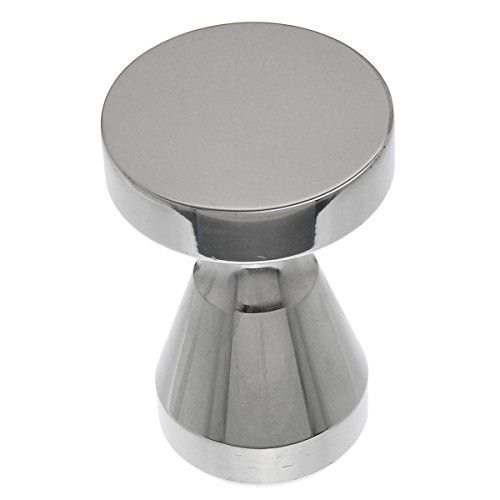Rebecca online Stainless Steel Coffee Tamper Barista Espresso Tamper 51mm Base Coffee Bean Press (51mm)