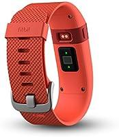 large tangerine Fitbit Surge Wireless Fitness Activity Tracker