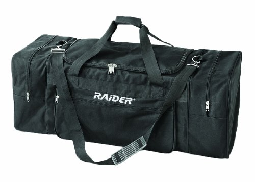 Raider Deluxe Powersports Duffel Gear Bag, One Size