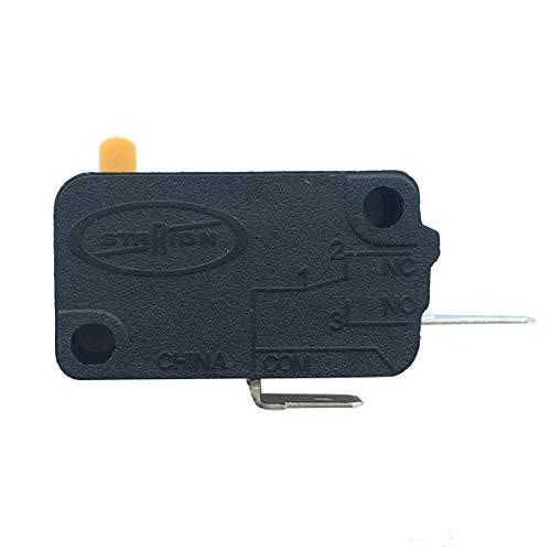 Normally Open Pack of 2 LONYE SZM-V16-FD-63 Microwave Oven Door ...