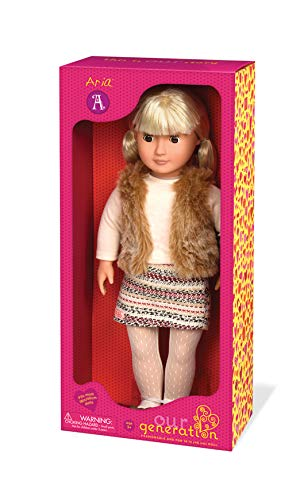 Aria Our Generation Regular Doll