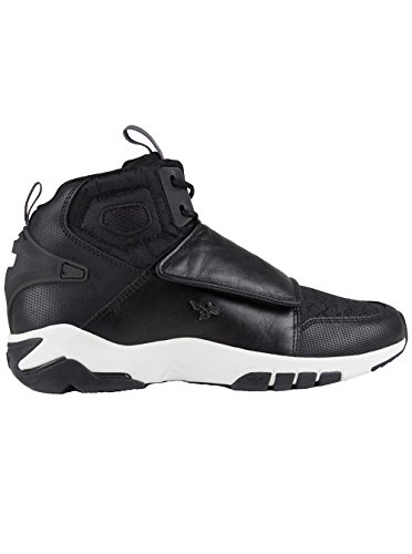 Creative Recreation Scopo Black White Men's Sneakers, 9