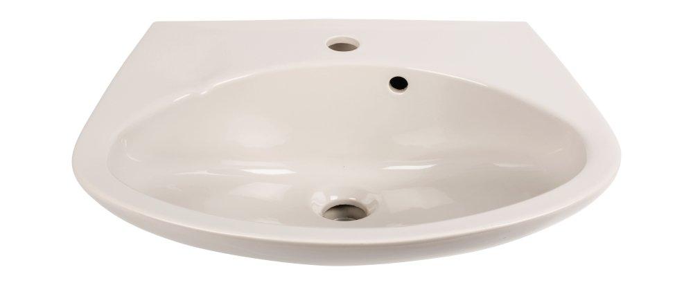 Sanitop-Wingenroth 04512 4 Waschtisch Filou 50 cm manhattan,