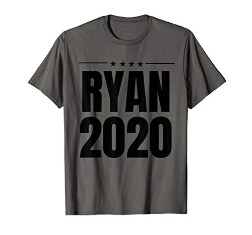 Ryan 2020 Election Shirt, Tim Ryan for President T-Shirt