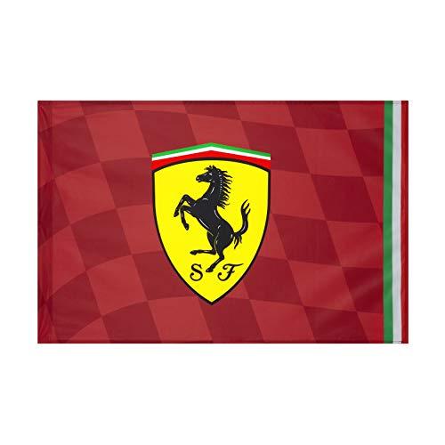 Scuderia Ferrari F1 140x100cm Fan ()