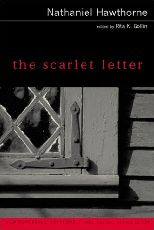 The Scarlet Letter (New Riverside Editions)