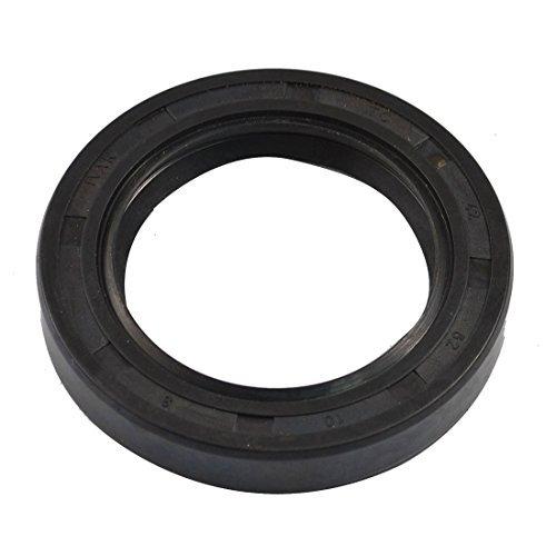 DealMux NBR TC de 42 mm x 62 mm x 10 mm de metal Anillo ret/én de aceite del labio doble Primavera