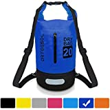 arteesol Waterproof Dry Bag, 5L/10L/20L/30L Dry Bags for Boating Kayaking Swimming with Adjustable Shoulder Strap for Camping Snorkeling Beach Hiking Water Sports