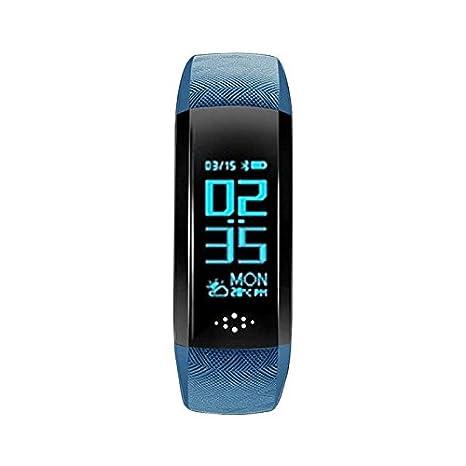 Fitness Tracker Pulsera Actividad Inteligente Bluetooth 4.0 ...