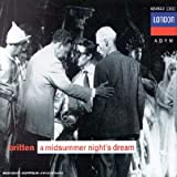 Britten : A Midsummer Night's Dream