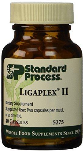 Standard Process Ligaplex II 40 Caps by Standard Process