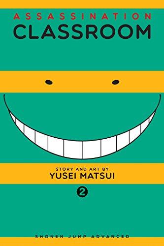Assassination Classroom, Vol. 2 [Yusei Matsui] (Tapa Blanda)