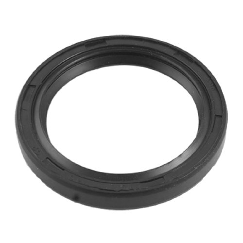 (uxcell Black Double Lip Rubber Coated Grease Oil Seal TC 40 x 52 x 7mm)
