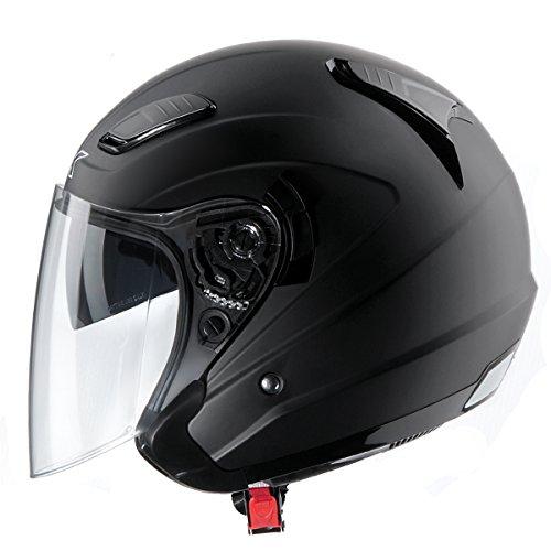 Scooter Helmet With Visor - 9
