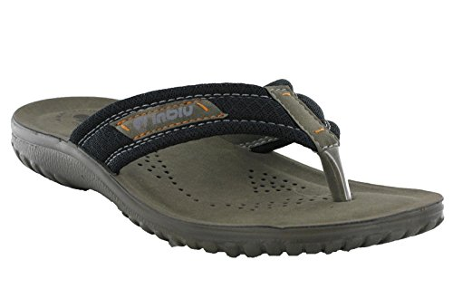 Mens Inblu Comfort Lightweight Beach Walking Summer Toe Post Sandals UK 6-12 ZK826PAf