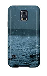 Awesome Rain Flip Case With Fashion Design For Galaxy S5 by Maris's Diary